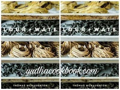 Diwnload ebook FLOUR + WATER : PASTA