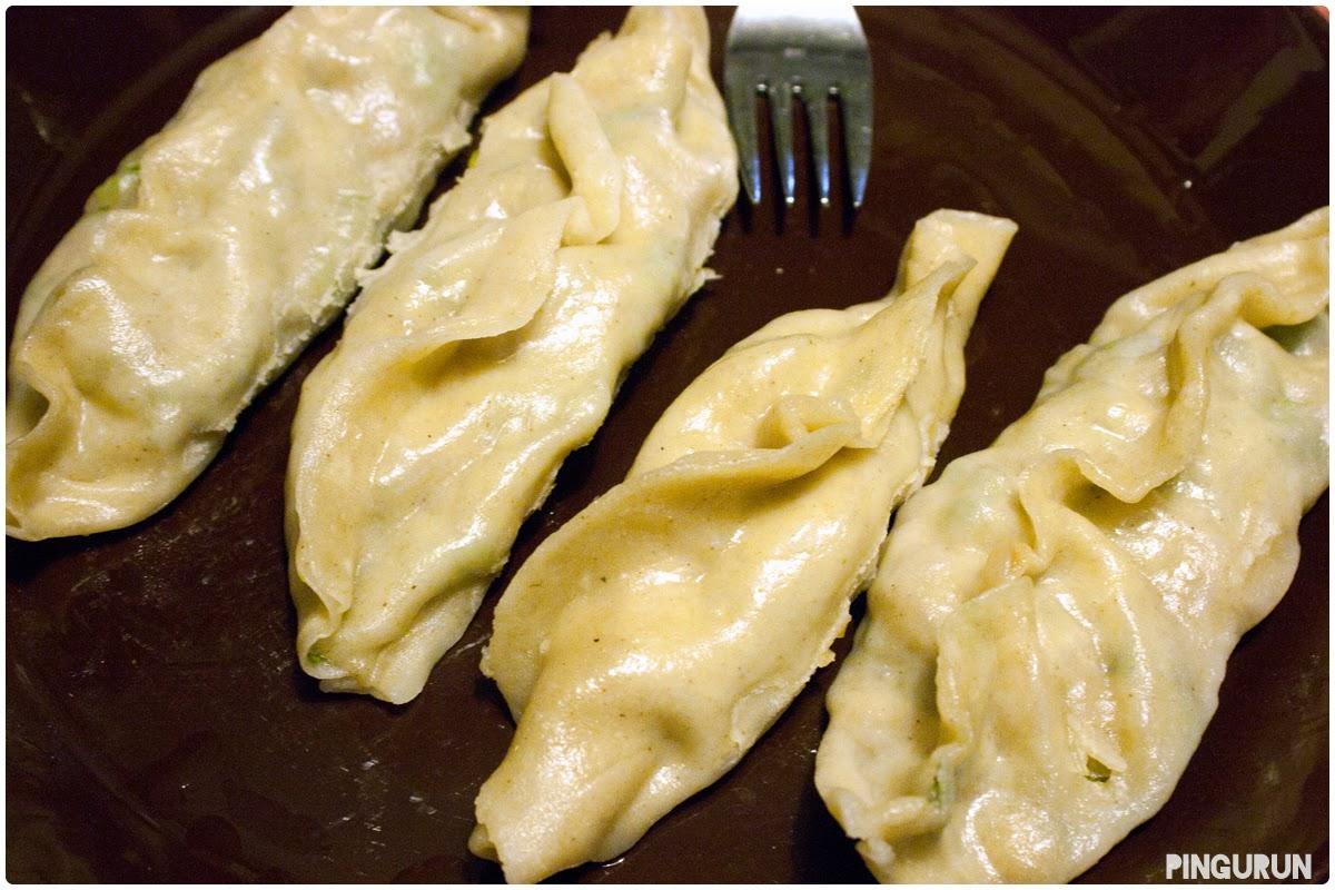 Dumplings Ohje