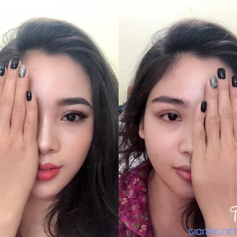 Minh Ánh: Đâm mù mắt tôi đi :((