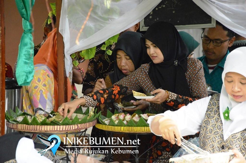 Hari Pertama Kerja, Plt Bupati Kebumen Gelar Halalbihalal