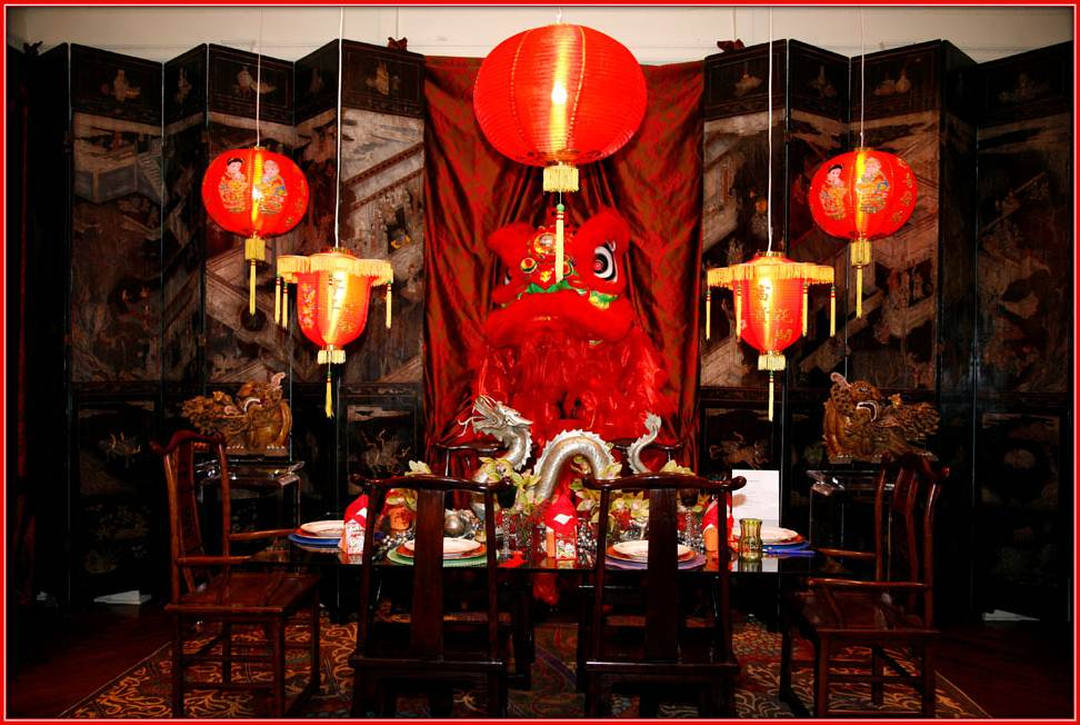 how to decorate your home for chinese new year so lovely sweet tables decorations de tables pour le 13731