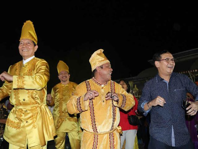 Topang Sektor Pariwisata di Manado, Vicky Lumentut Kembangkan Potensi Seni Budaya