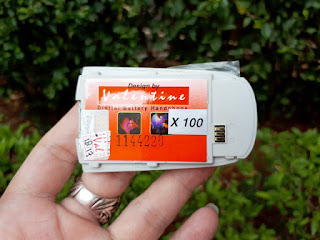 Baterai Valentine Samsung X100 Jadul Langka