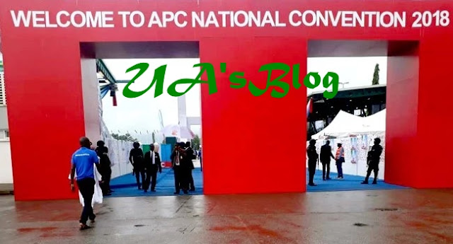 BREAKING: New National Officers of APC emerge [SEE LIST]