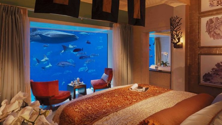 Top 11 Resorts Around the World - The United Arab Emirates