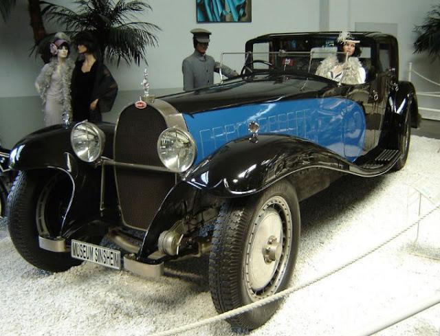 Bugatti revivirá uno de sus nombres más emblemáticos de su historia