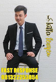 Jas Formal Pria Bandung
