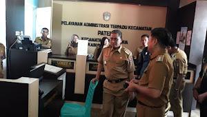 Usai Musrenbang, Bupati Wajo Kunjungi Kantor Pelayanan Terpadu  Kecamatan Pitumpanua