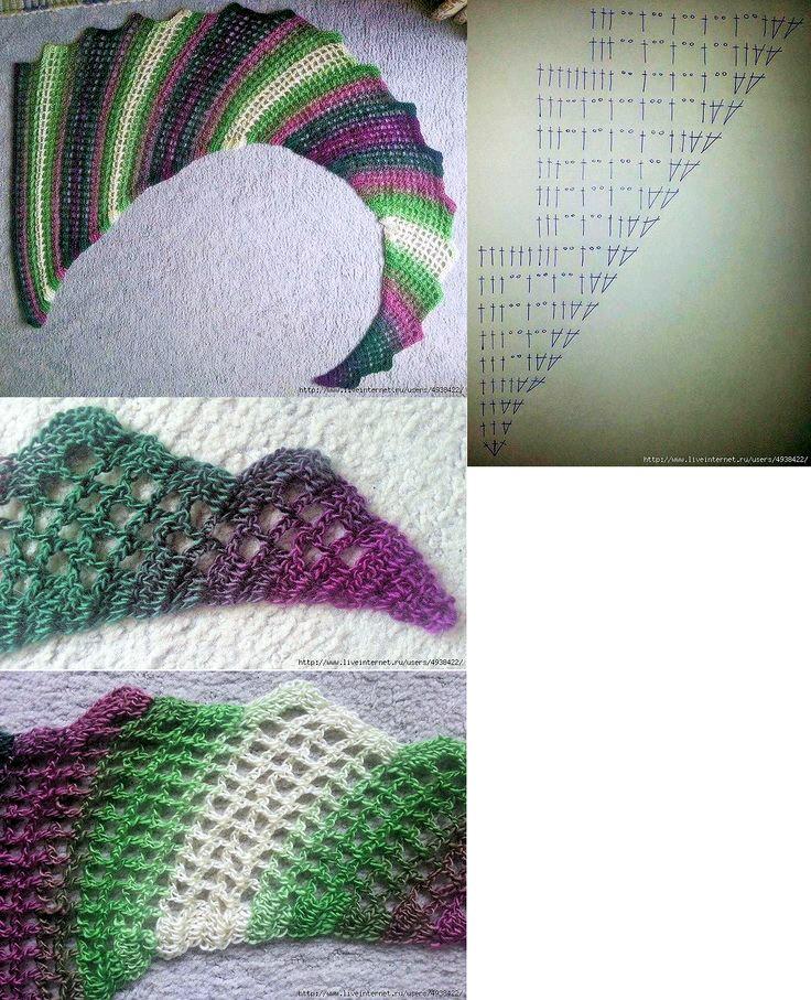 Marisabel crochet: febrero 2017