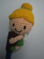http://www.ravelry.com/patterns/library/tinkerbell-pencil-topper