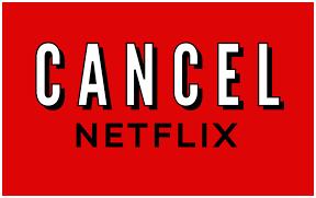 delete my Netflix account