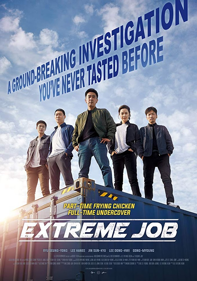Review Filem Extreme Job