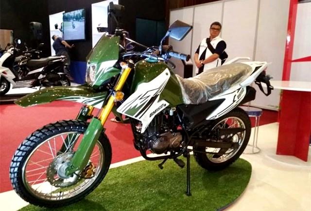 motor trail murah 150cc