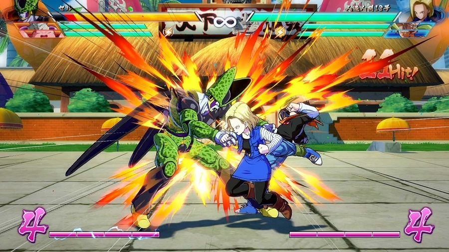 Jogo DRAGON BALL FighterZ - Ultimate Edition crackeado PC para download torrent com crack