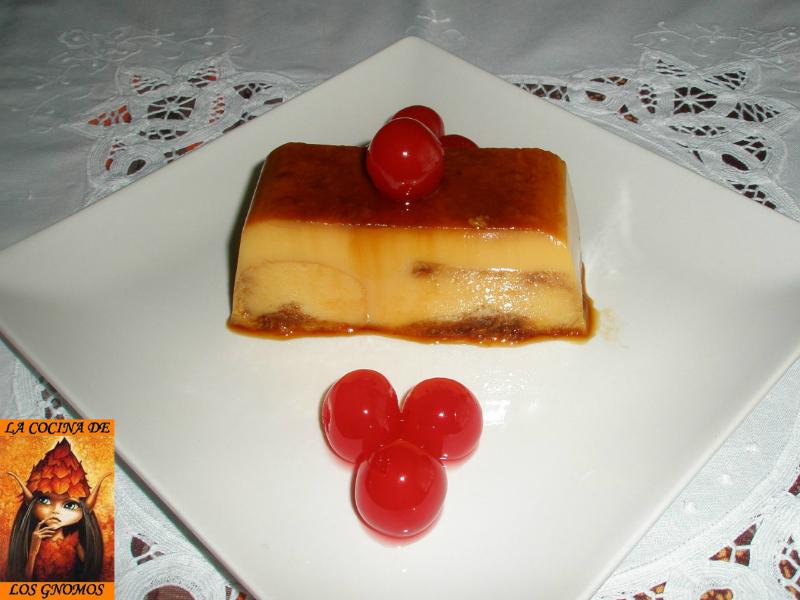 lemon-donuts-pudding, pudding-de-donuts-limon-y-canela