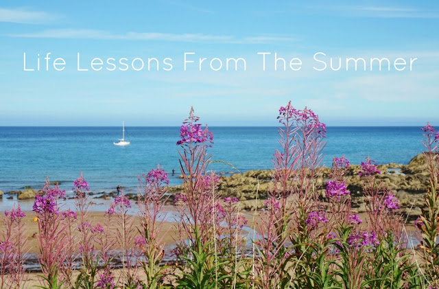 Life Lessons From The Summer  || Not Copper Armour