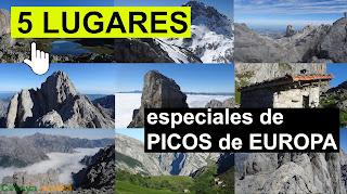 5 Lugares Especiales de Picos de Europa