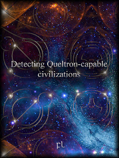 Detecting Queltron-capable civilizations Cover