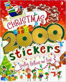 Christmas 2000 Stickers cover