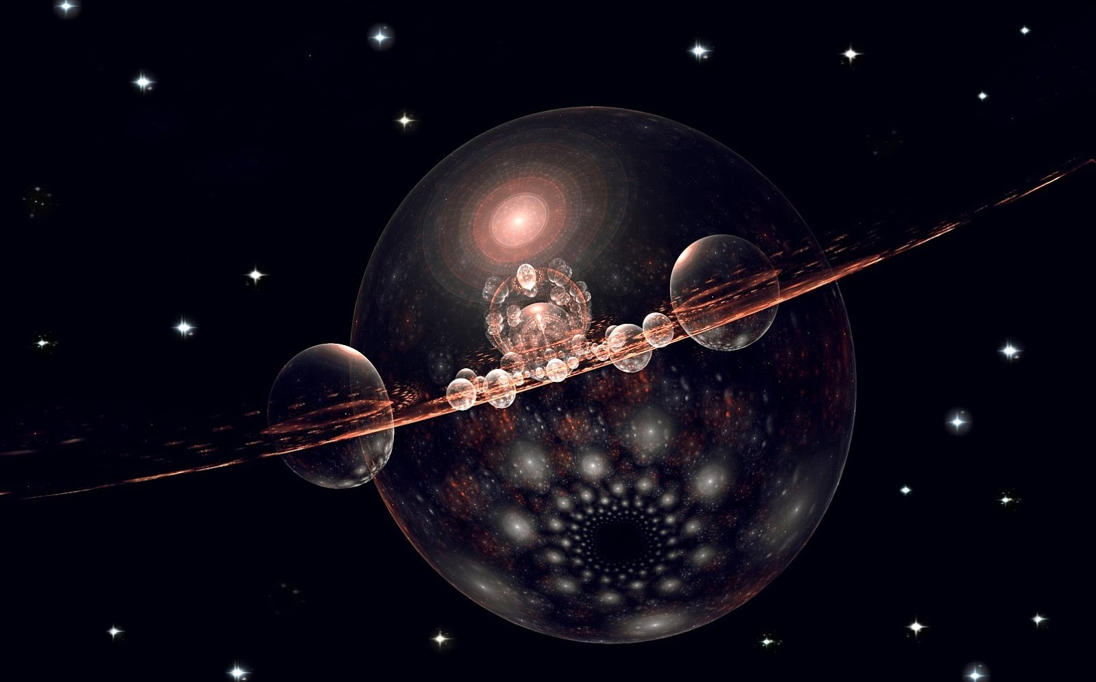 What Lies Beyond the Edge of the Observable Universe ...