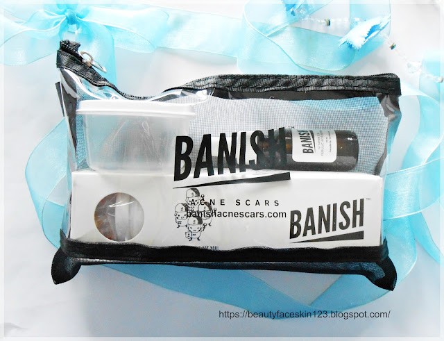 BANISH ACNE SCARS KIT-XS PEN BANISHER