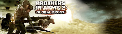 Download Game Android Gratis Brother In Arm 2: Global front HD apk + data