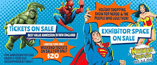 Northeast Comic Con and Collectibles Extravaganza (Winter Edition)