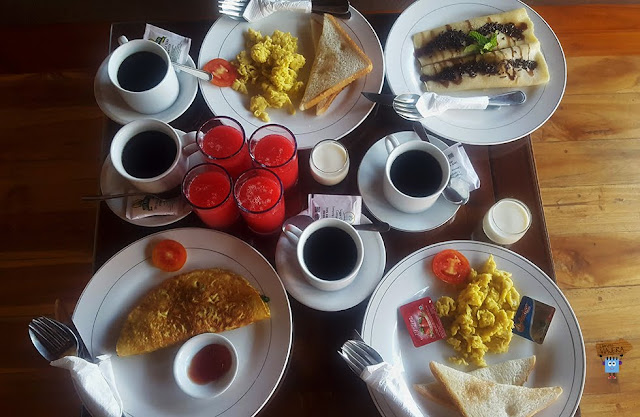 Desayuno Ubud