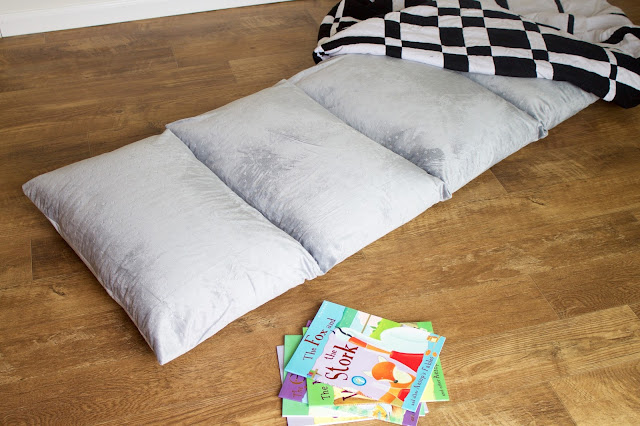 diy comfy pillow bed hello beautiful With comfy pillows for bed