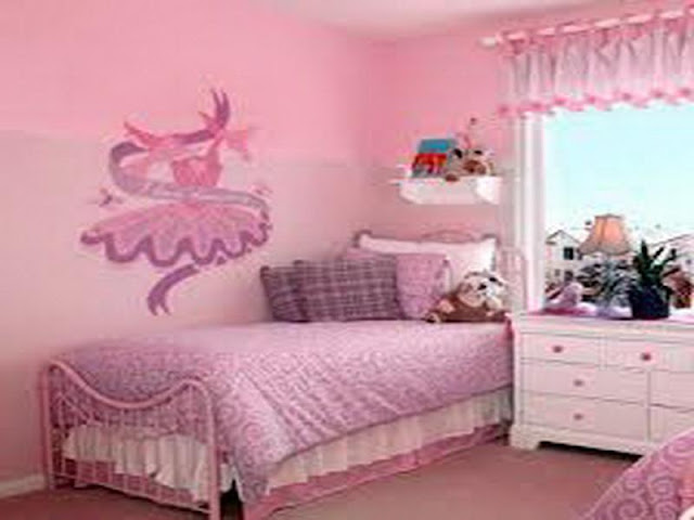 Pink Room Ideas: Between the Gold and Others Pink Room Ideas: Between the Gold and Others 2