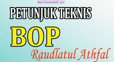 SK Dirjen Pendis Nomor 453 Tahun 2016 tentang Petunjuk Teknis Bantuan Operasional Pendidikan RA Tahun Anggaran 2016.
