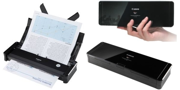 Printer Portable dengan ukuran kecil yang bisa dibawa kemanapun