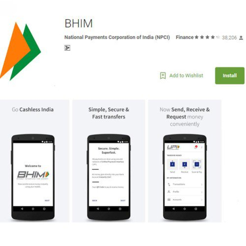 Digital BHIM Apps most popular in 2 days, 10 big things that brought it to Learn