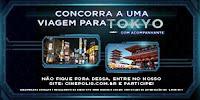 Promoção Cinépolis 'Viagem à Tokyo'