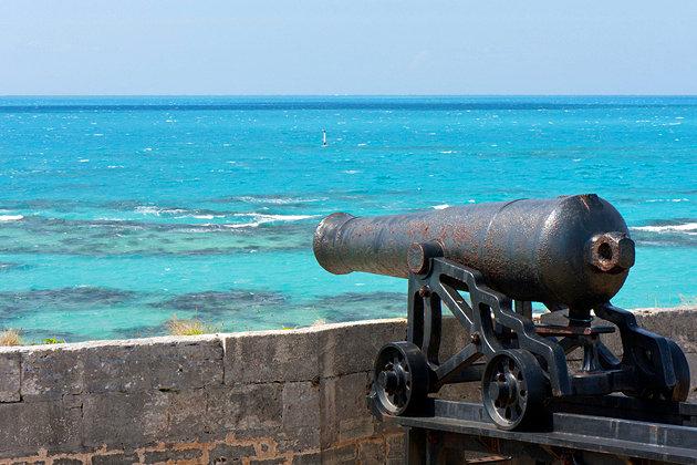 St George's Island Forts,Bermuda