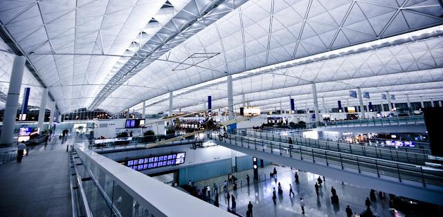 hong kong airport havalimani