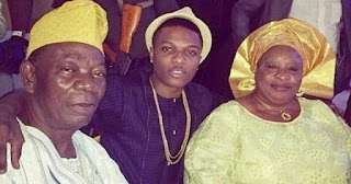 Wizkid Has Revealed Why His Parents Are Still Living In The Ghetto