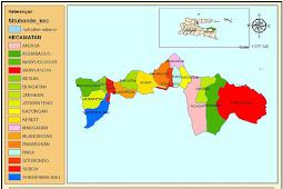 Peta Kabupaten Situbondo HD Lengkap: Gambar Ukuran Besar