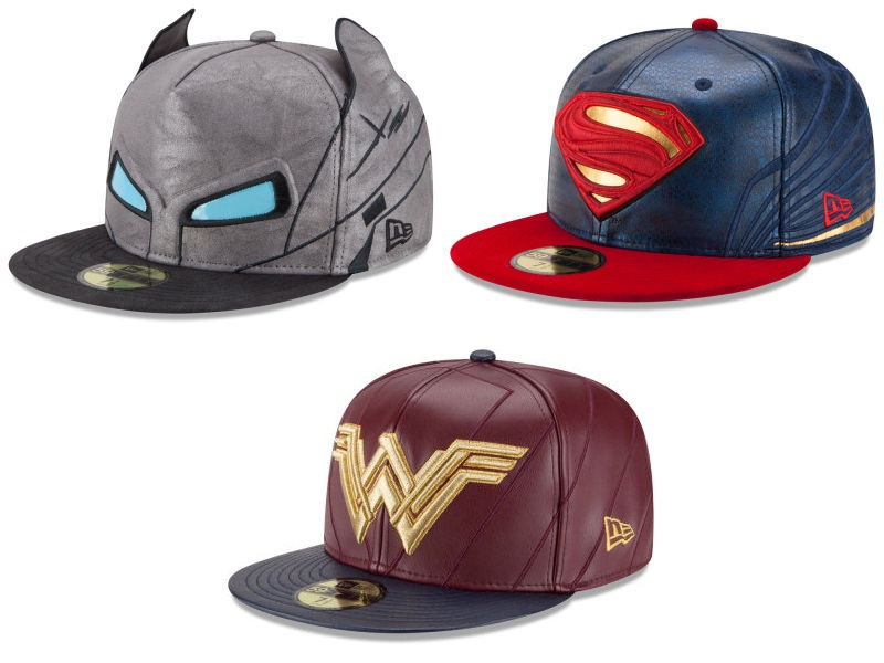 760ef25ad83 Batman v Superman  Dawn of Justice Armor 59Fifty Fitted Hat Collection by  New Era