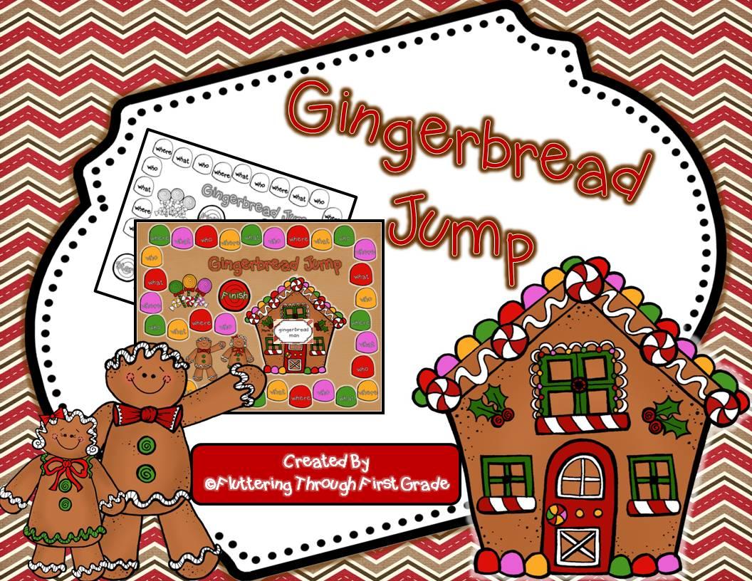 Firstie Friends Gingerbread Hop