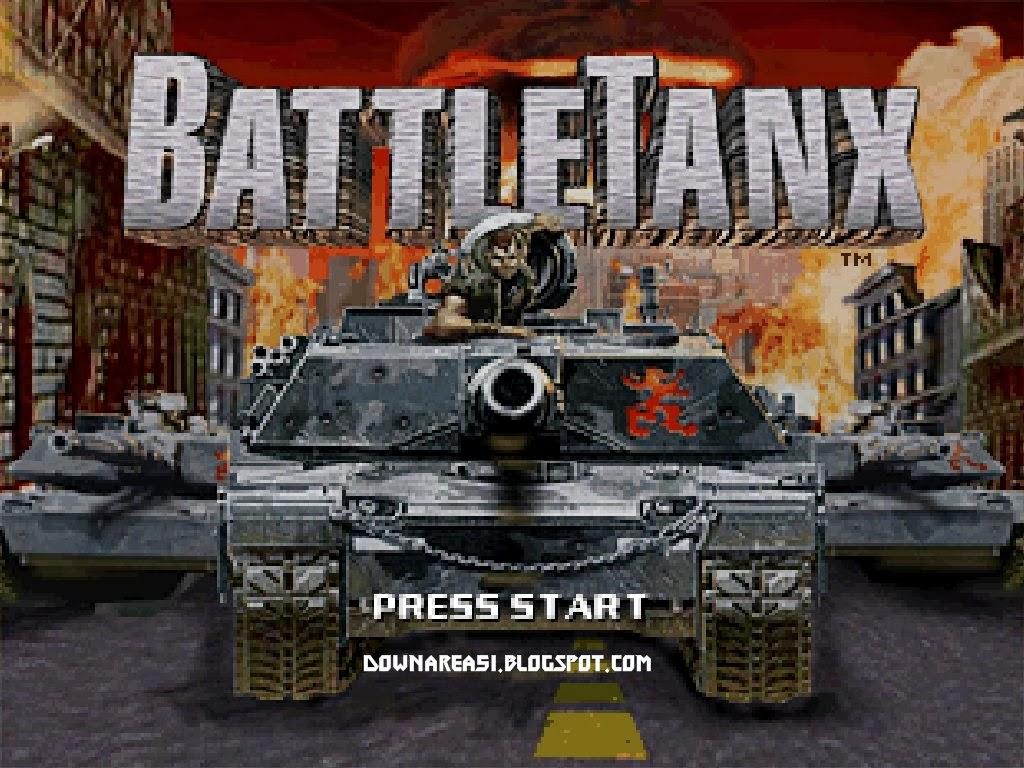 Battletanx N64