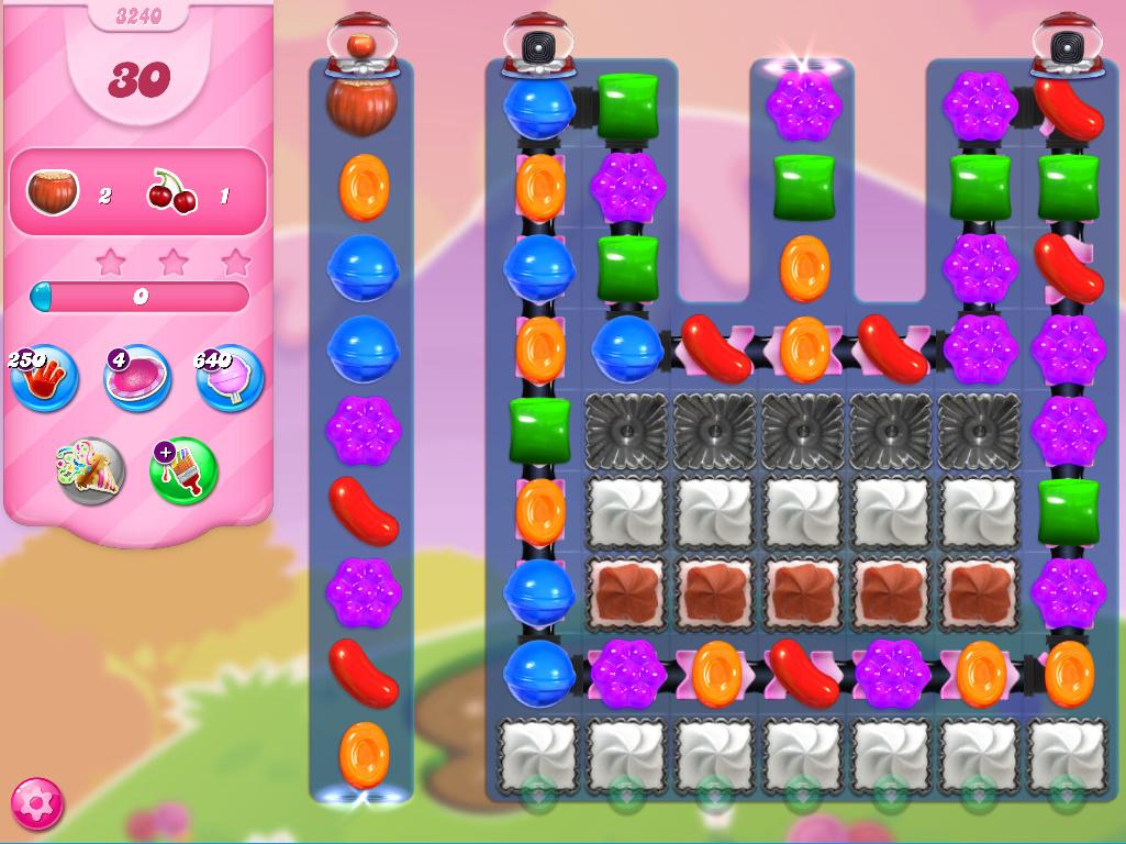 Candy Crush Saga level 3240