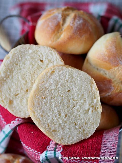 bulki pszenne, kajzerka, buleczka, bulki jak z piekarni, jak zrobic domowe kajzerki, domowa piekarnia, domowe pieczywo, moje wypieki, najlepszy przepis na bulki, prosty przepis na kajzerki