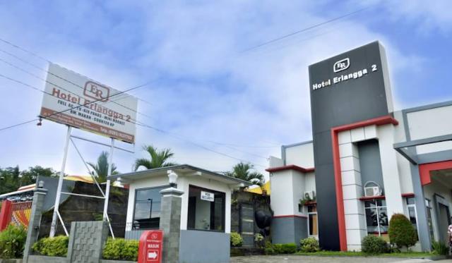 Review Hotel Erlangga 2 Purwokerto