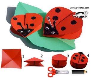 http://krokotak.com/2013/02/paper-ladybirds/