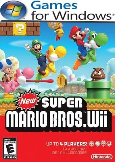 descargar new super mario bros wii para android
