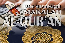 12 Tips Jago Musabaqah Makalah Al-Qur'an (M2Q) MMQ / LKTA / MKTIA