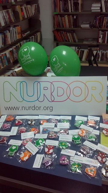 """Omomartovski sajam knjiga i NURDOR-ov bazar u biblioteci """"Žarko Zrenjanin"""""""