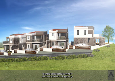 SEASIDE RESIDENCES TYPE F Vol.2