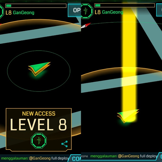 My Life As An Ingress Agent: Level 8